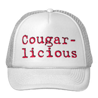 Cougar-licious Hat