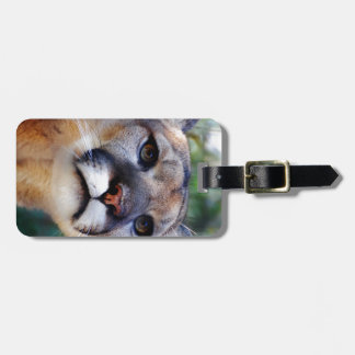 Cougar Tags For Bags