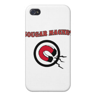 Cougar Magnet iPhone 4 Cover