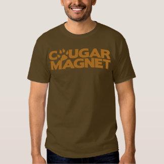 Cougar Magnet Tshirt