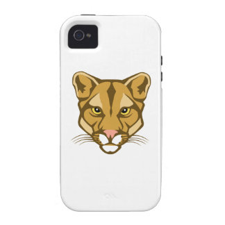 COUGAR MASCOT iPhone 4 COVER
