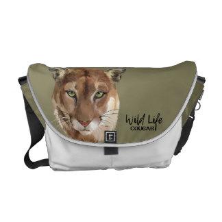 """""""Cougar"""" Messenger Bag"""