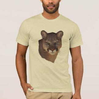 Cougar Mountain Lion Beautiful Big Cat Shirt