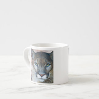 Cougar, mountain lion, Florida panther, Puma Espresso Cup