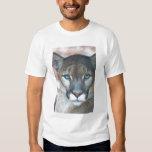 Cougar, mountain lion, Florida panther, Puma T-Shirt