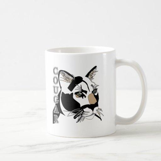 Cougar,Mountain Lion,Puma Coffee Mug