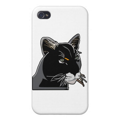 Cougar,Mountain Lion,Puma iPhone 4/4S Cases