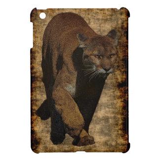 Cougar, Mountain Lion, Wildlife, Animal Art Cover For The iPad Mini