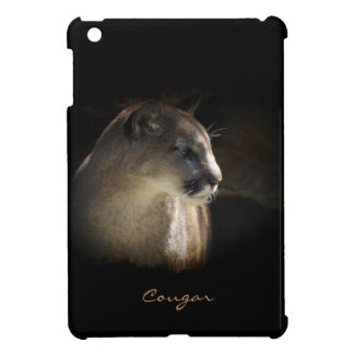 Cougar, Mountain Lion,  Wildlife-lover, Wild Cat Cover For The iPad Mini