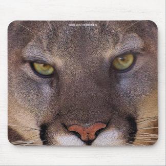 COUGAR Mountain Lion Wildlife Mousepad