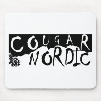 Cougar Nordic Gear Mouse Pad