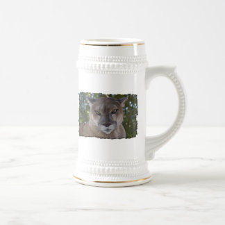 Cougar Pounce Beer Stein