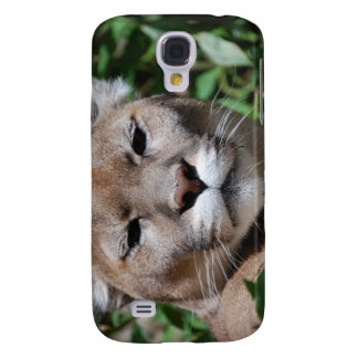 Cougar Predator iPhone 3G Case Samsung Galaxy S4 Covers