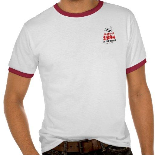 Cougar Pride-1984 T-shirt