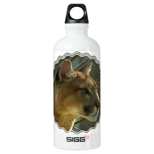 Cougar Puma SIGG Traveler 0.6L Water Bottle