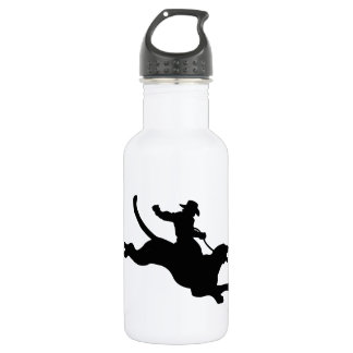 Cougar Rodeo Stainless Steel Water Bottle