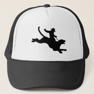 Cougar Rodeo Trucker Hat