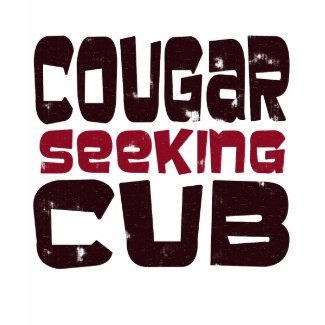 Cougar Seeking Cub shirt