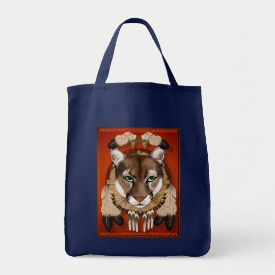Cougar Shield Bag