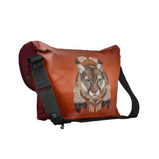 Cougar Shield Messenger Bag