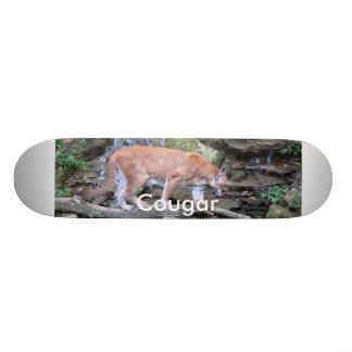 Cougar Skateboard