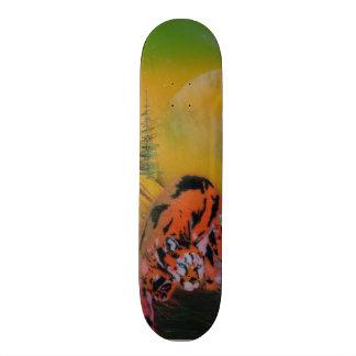 Cougar Skateboard. Skateboard