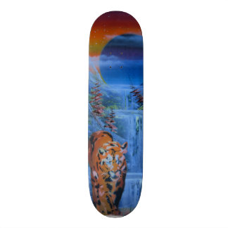 Cougar Skateboard. Skateboard Deck
