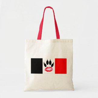 Cougar Soda Flag Bag