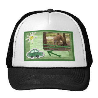 cougar-st-patricks-0019 trucker hat