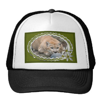 cougar-st-patricks-0054 trucker hat