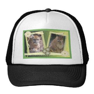 cougar-st-patricks-0067 trucker hat
