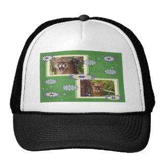 cougar-st-patricks-0077 trucker hat