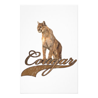 Cougar Stationery