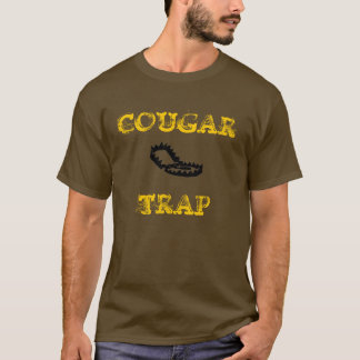 Cougar trap T-Shirt