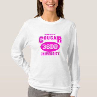 Cougar University T-Shirt