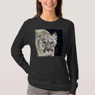 Cougar womens long-sleeved tee
