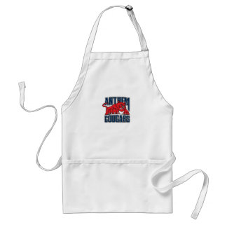 Cougars Adult Apron