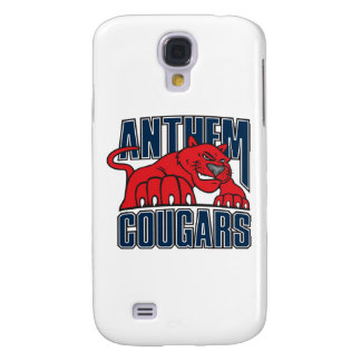 Cougars Galaxy S4 Case