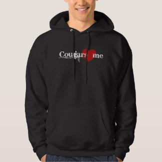 Cougars Love Me Hoody