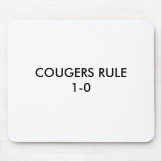 COUGERS RULE1-0 ALFOMBRILLA DE RATONES