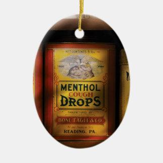Cough Drops Ornaments