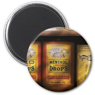 Cough Drops Refrigerator Magnets