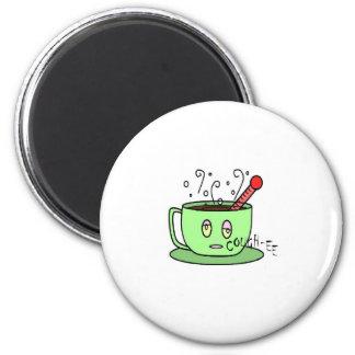 coughee fridge magnet