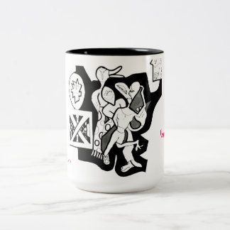 Could it be love? Two-Tone coffee mug