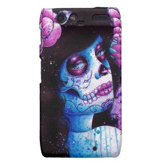 Could It Really Be Sugar Skull Girl Motorola Droid RAZR Case
