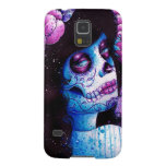 Could It Really Be Sugar Skull Girl Cases For Galaxy S5