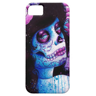 Could It Really Be Sugar Skull Girl iPhone SE/5/5s Case