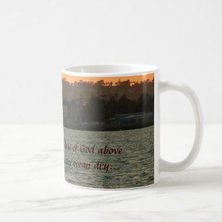 Could we with ink the ocean fill ... coffee mug