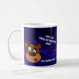 Could you be quiet so that I can ignore you Coffee Mug