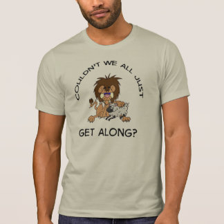 Couldn't We All Just Get Along? Men's T T-Shirt